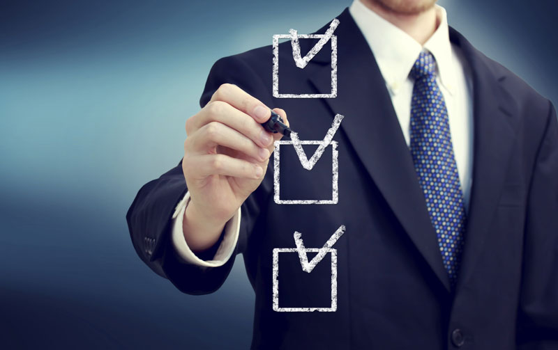 business checklist image