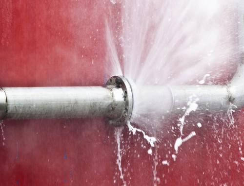 Protégez votre entreprise contre les dégâts d'eau