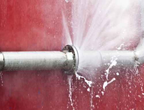 Protect your business property from water damage