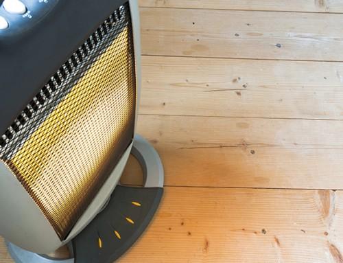 Conseils d'utilisation sécuritaire des appareils de chauffage temporaires