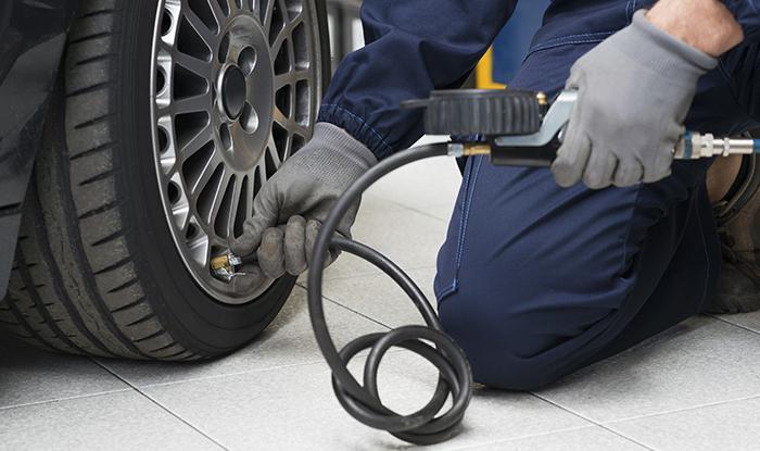 tire dealer