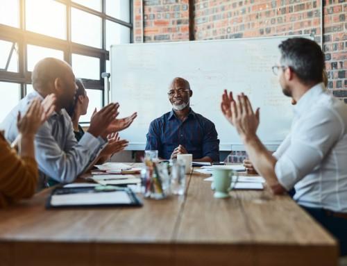 Cinq façons d'exprimer sa reconnaissance envers ses employés