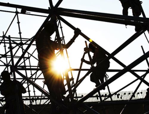 Conseils de sécurité sur les chantiers: le travail en hauteur