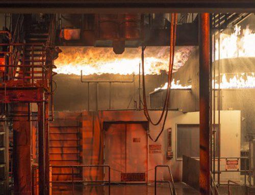 Prévention des incendies : entreposage sécuritaire de palettes