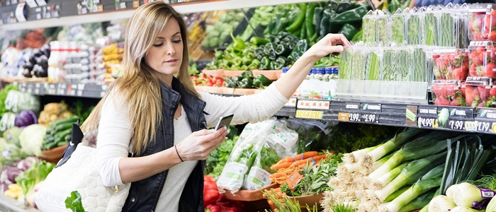 Smartphone apps grocery stores