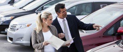 Auto dealer risks