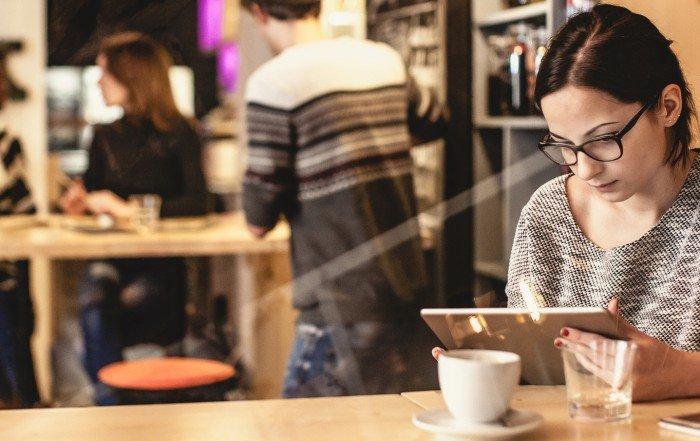 Restaurant cyber