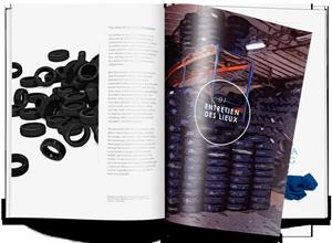 Image d'une revue sur les pneus permettant de télécharger un document technique sur les risques auxquels sont confrontés les concessionnaires automobiles.