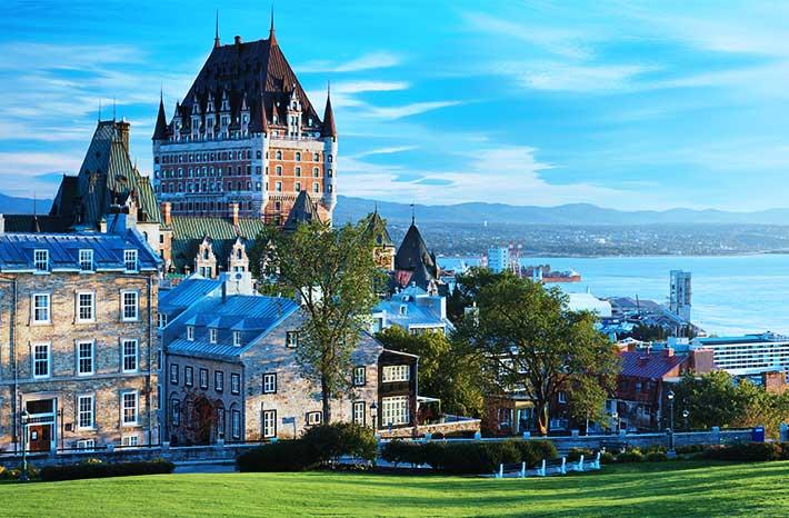 Quebec City business insurance
