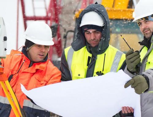 Conseils pour le travail par temps froid
