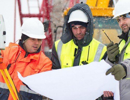 Tips for working in cold temperatures