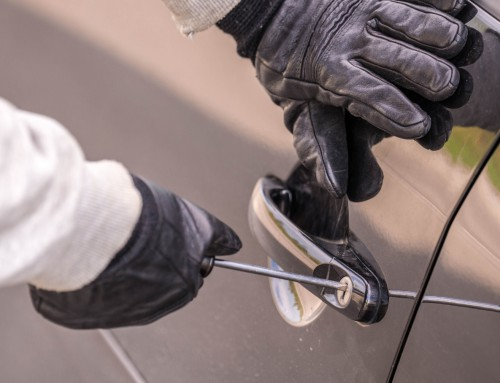 Key tips to prevent vehicle theft in 2021