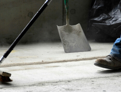 How to make your job site cleaner (and safer)
