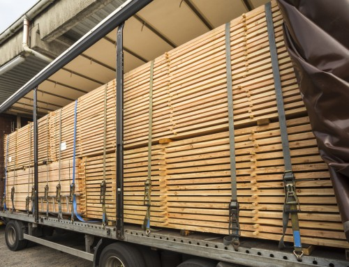 Fire prevention: safely storing pallets