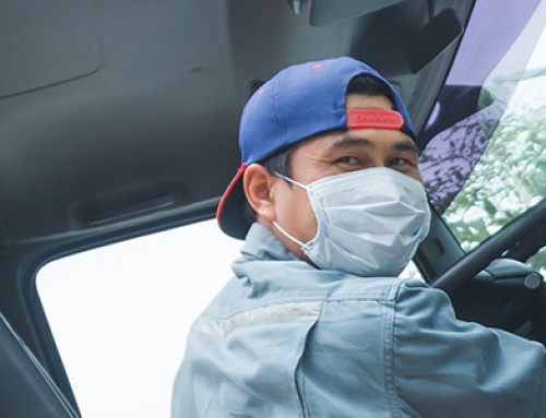 Key tips for infection control in the trucking industry