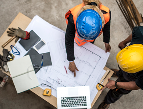 Risks facing those on construction sites
